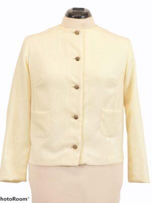 Valge vintage jakk