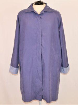 sinine retro mantel