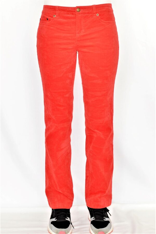 Punased velvetpüksid