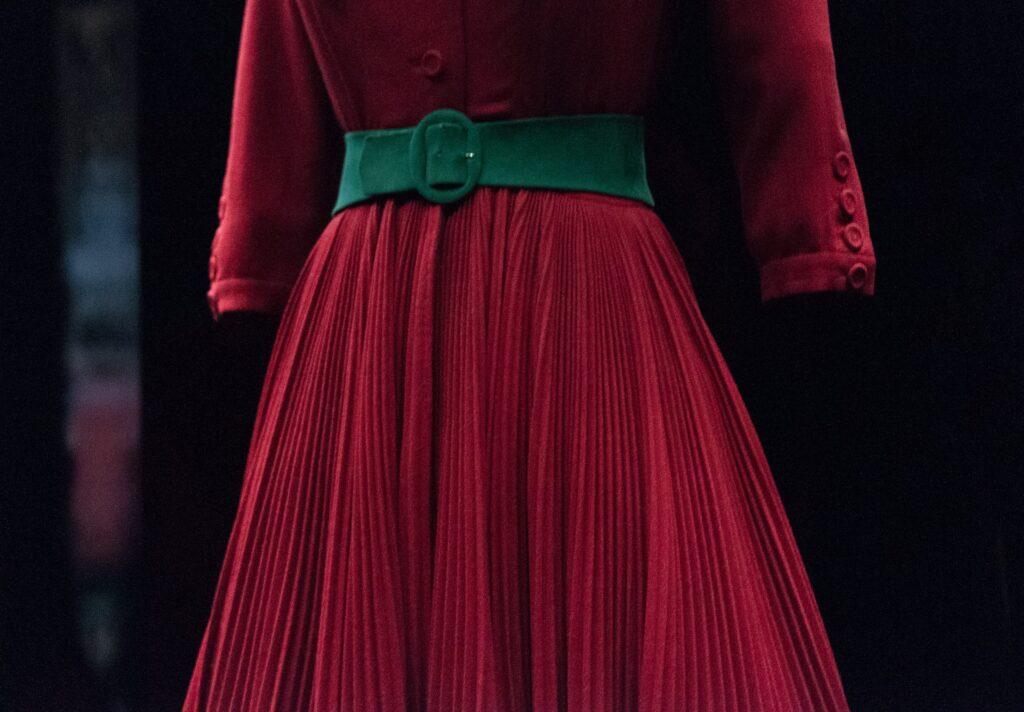 Mis on vintage riided teema pilt