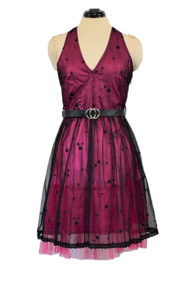 tülliga kleit