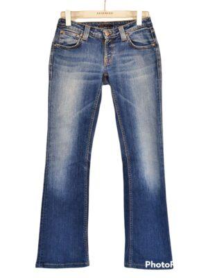 Nudie Jeans alt laienevad teksad